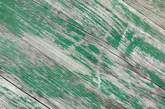 Green wooden textured background design