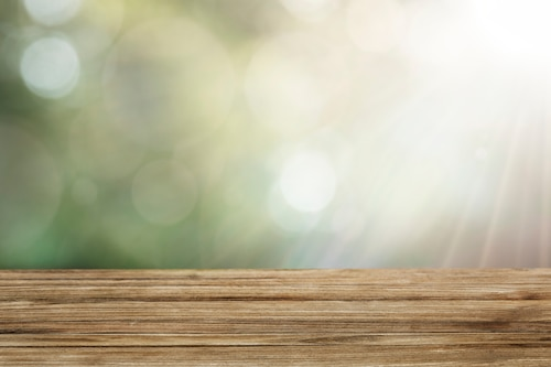 Greenery product background