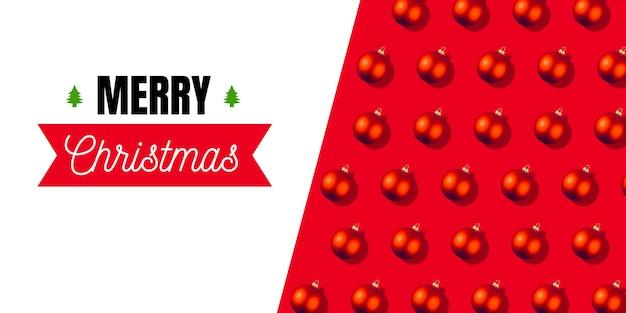 Открытка оформлена на новый год и рождество