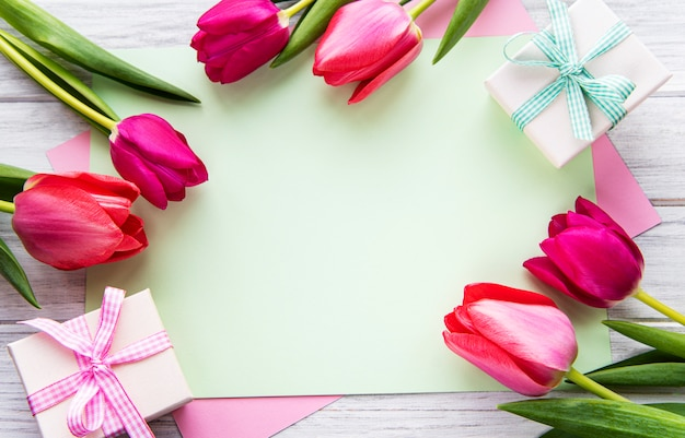 Greeting for woomens or mother day