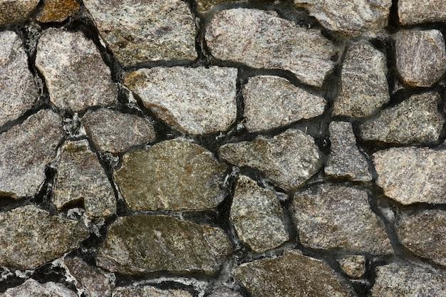 Grey background stone tiles rock