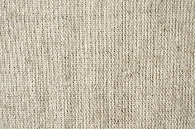 Grey of coarse linen with a texture