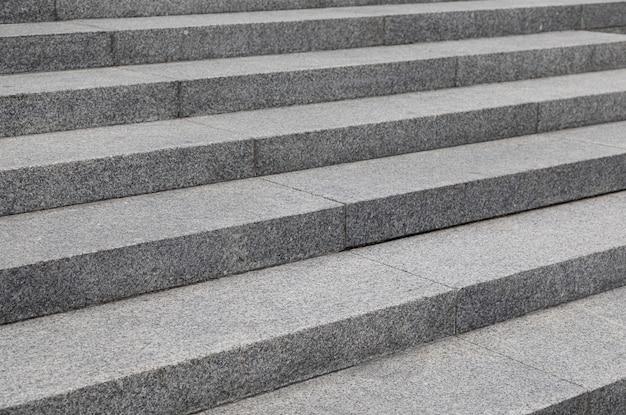 Grey cobblestone planch steps,  with grunge texture