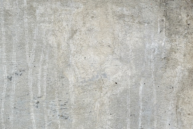Grey concrete damaged texture, wallpaper and background, close-up