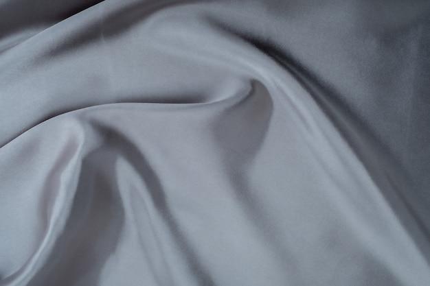 灰色の布のテクスチャの背景