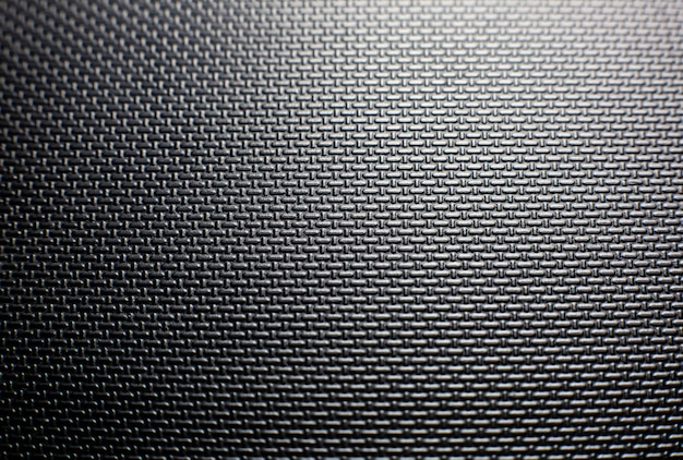 Grey fabrics texture background. artificial material photo.