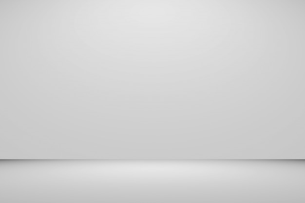 Grey gradient backdrop simple soft