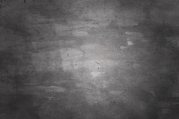 灰色の溝と汚れた質感の抽象的な背景に傷、copyspaceの亀裂
