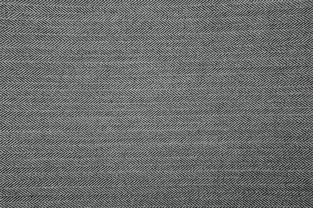 Grey herringbone fabric pattern texture background