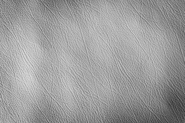 灰色の革の質感は背景として使用できます