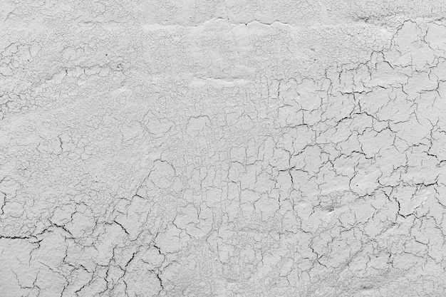 Grey lime plaster with cracks background