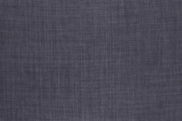 Grey linen fabric texture background with seamless pattern.