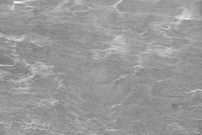 Grey marble surface with white veins