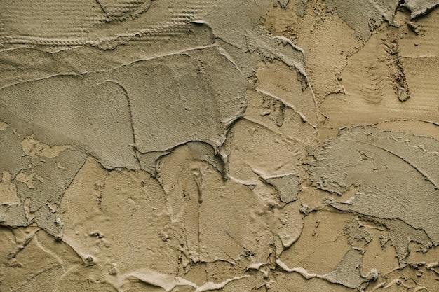 회색 오래 된 석고 벽 질감 배경