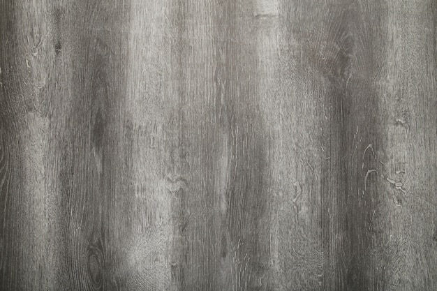 Grey old wooden background with horizontal boards