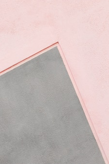 Grey and pink structure wall background