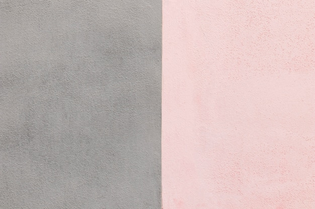 Grey and pink wall background