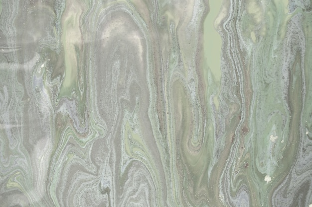 Grey plaster liquid texture abstract background