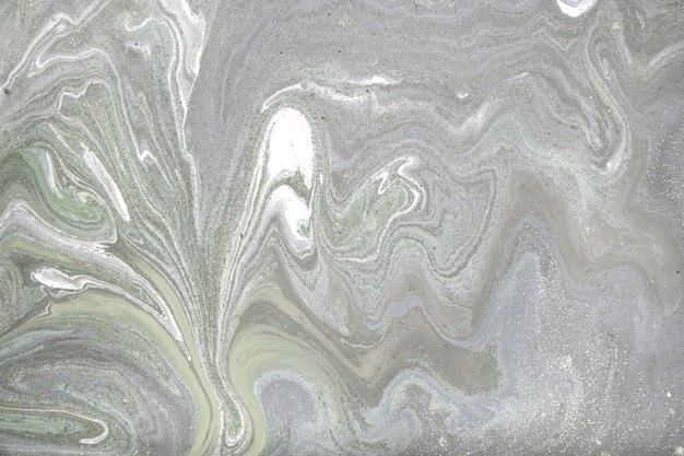Grey plaster liquid texture. abstract background.