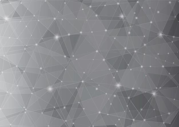 Серый многоугольник
