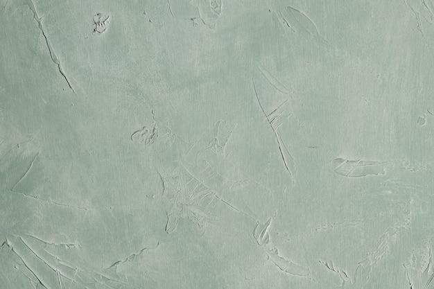 灰色のテクスチャ背景青い漆喰スクラッチ