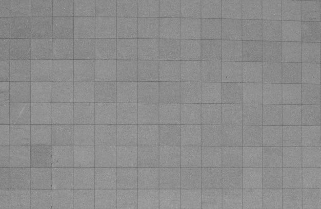 Grey texture made of tiles