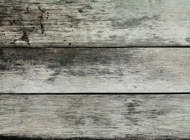 Grey wall of old wooden board texture background