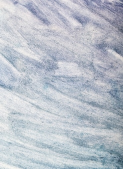 灰色の水彩画の背景。ブラシで手描き