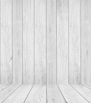 Grey wood room texture background