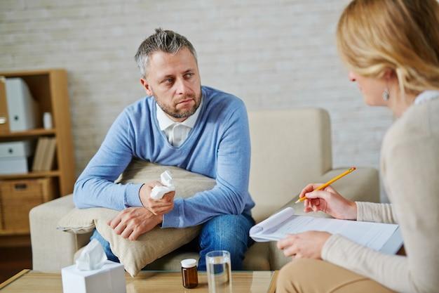 Grief psychological people social psychiatrist