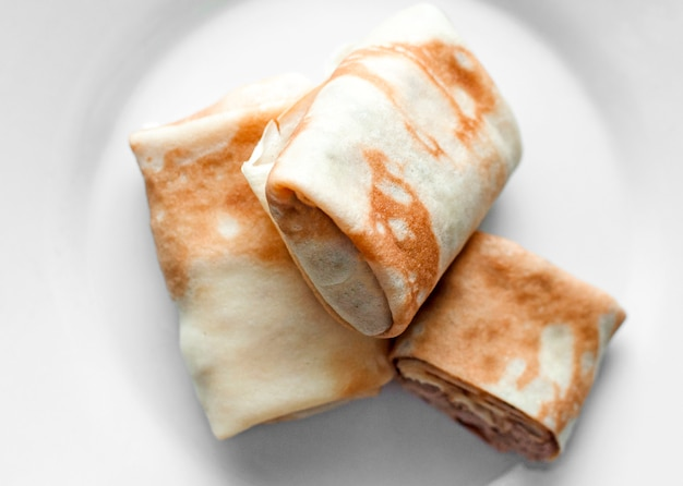 Grilled burritos