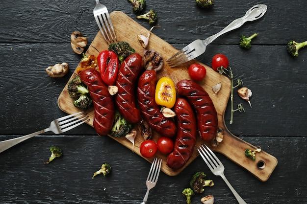 Жареная еда