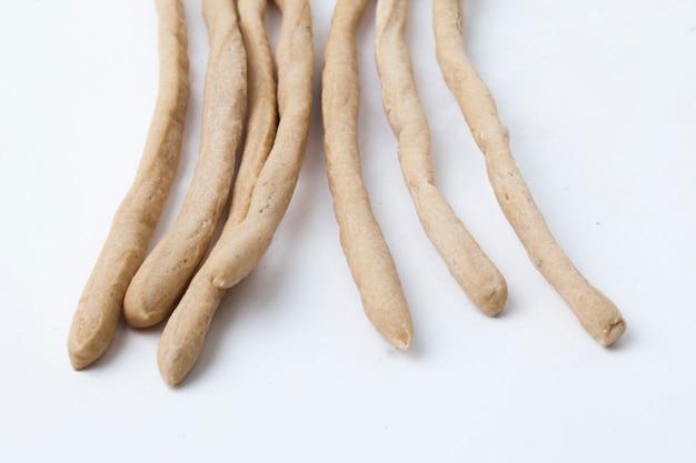 Grissini thin bread sticks