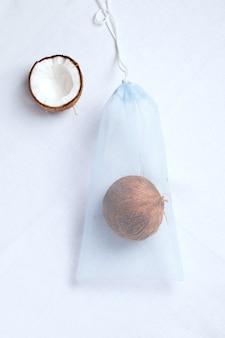 Продуктовая эко сумка