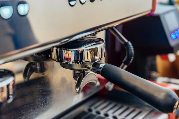 Ground coffee for preparing coffee machine