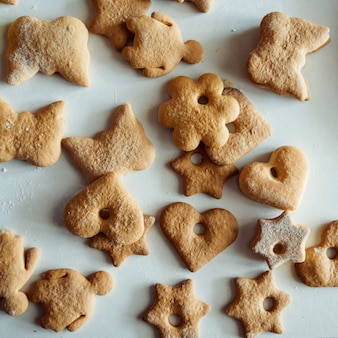 Group of cookie