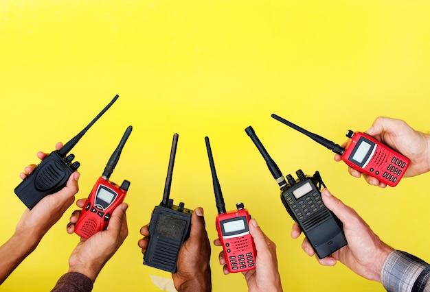Two Way Radio Images | Free Vectors, Stock Photos & PSD