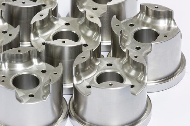 Group of metallic gears