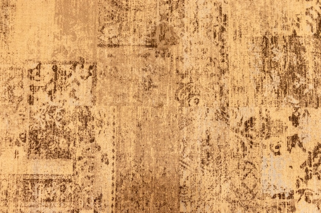 古いカーペットのグランジ抽象的なテクスチャまたは背景