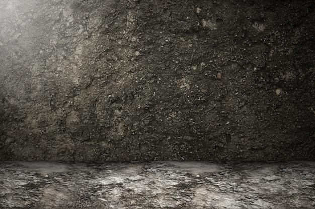 グランジと汚れた壁