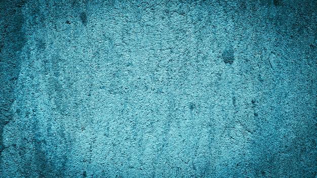그런 지 배경 파란색 벽 질감 배경 파란색 배경