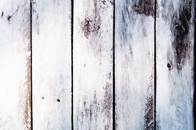 Grunge background. peeling paint on an old wooden