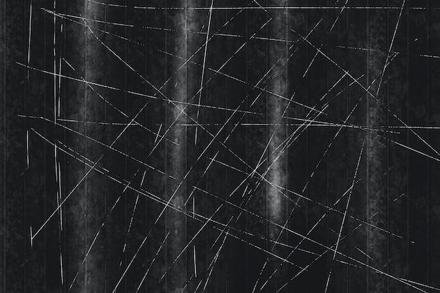 Черно-белая гранж-текстура