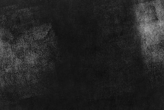 Grunge black concrete textured