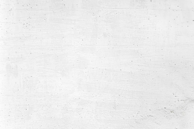 Grunge blank concrete wall white color for texture. vintage background
