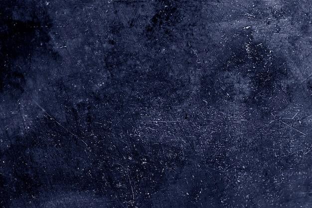 그런 지 블루 텍스처입니다. 어두운 배경입니다. 디자인을 위해 비어 있습니다.