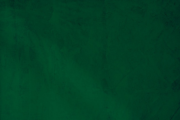 Grunge dark green textured background