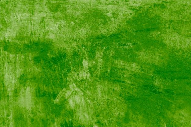 그런 지 녹색 콘크리트 질감 배경