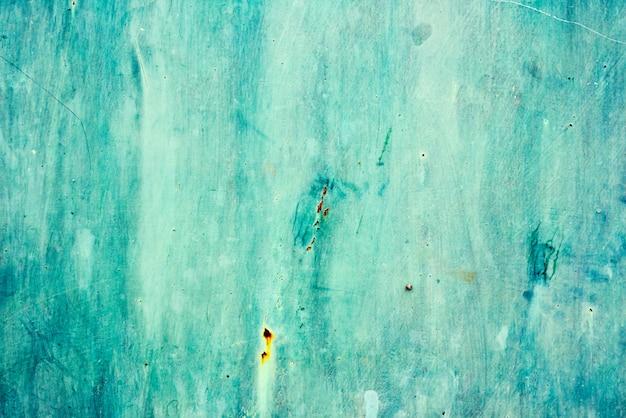 Гранжевая зеленая железная текстура