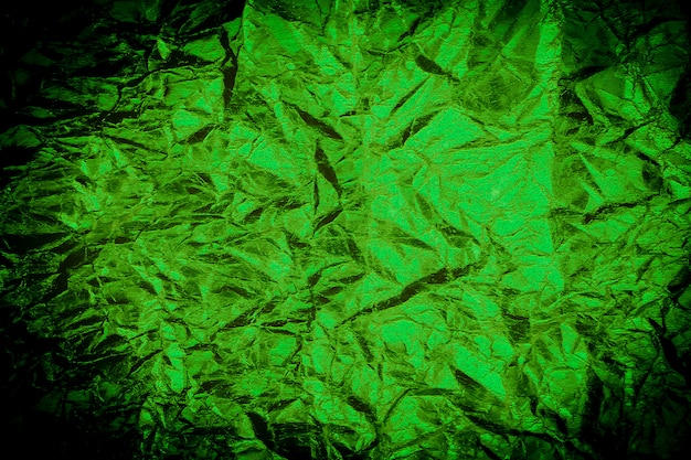 Grunge  light green and  vignette frame boder background
